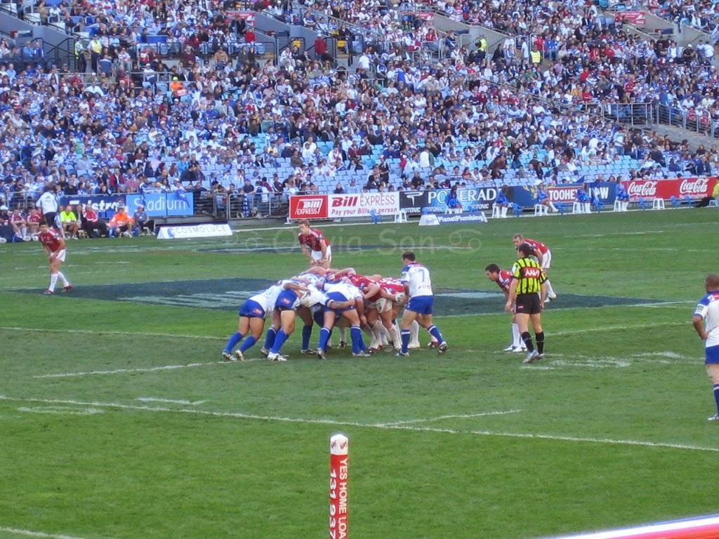 Rugby, Sydney, Australie