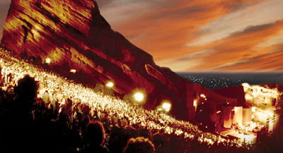 Red Rocks Amphitheater #Colorfulcolorado #Colorado www.thebrighterwriter.blogspot.com
