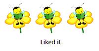 three flowers, liked it.