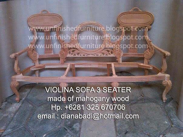 Supplier indonesia classic sofa supplier violin sofa supplier handmade carving sofa supplier mahogany sofa