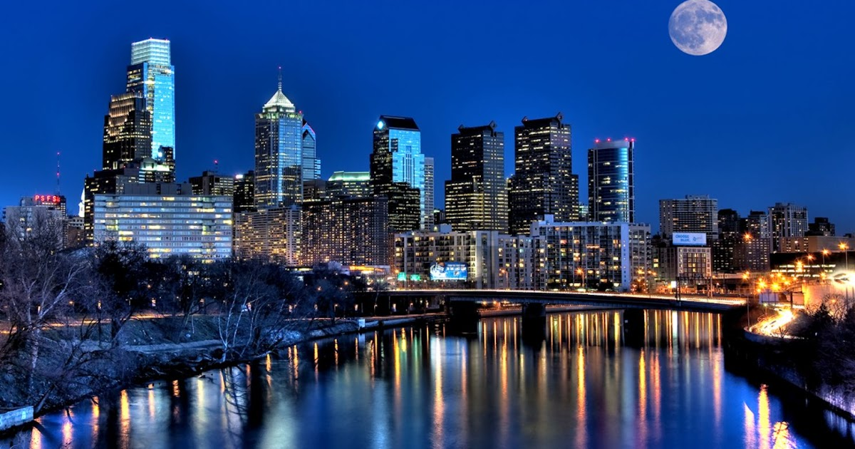 philadelphia skyline wallpaper - photo #25