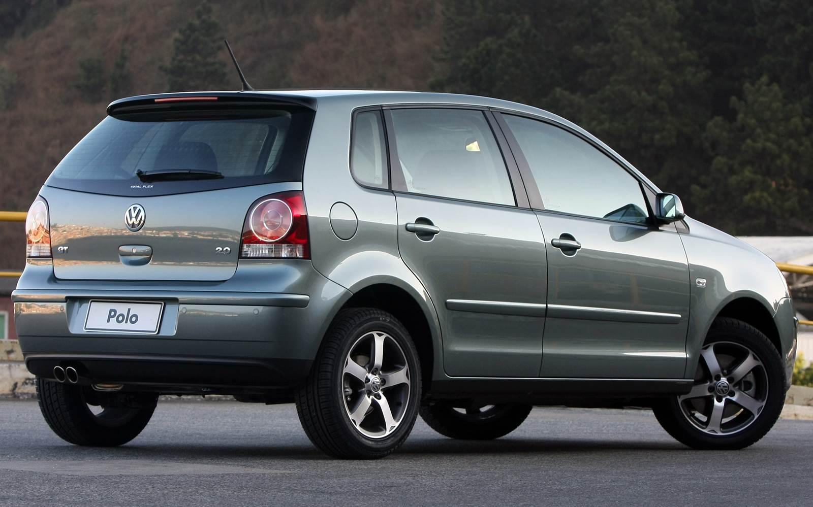 Volkswagen do Brasil não está mais produzindo o Volkswagen Polo