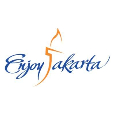 Enjoy Jakarta logo vector