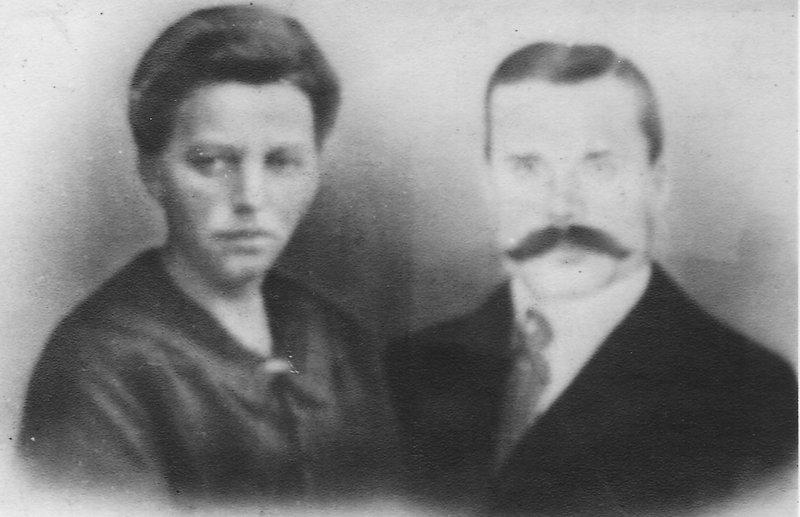 Meine Ur-Großeltern Liedtke