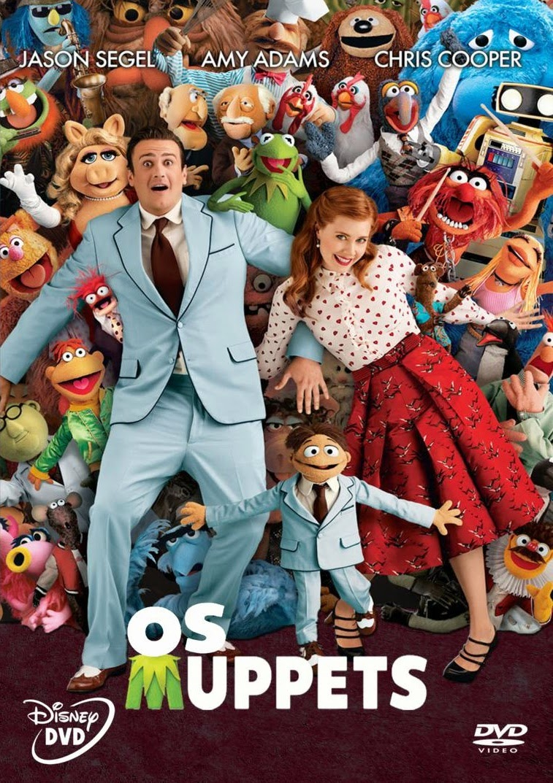 Os Muppets – Dublado (2011)