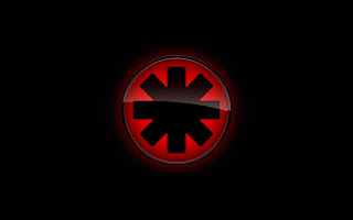 Red Hot Chili Peppers Logo HD Wallpaper