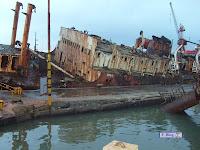Fotos de Mar del Plata - Barco Abandonado