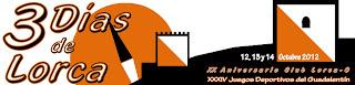 3 dias de Lorca 2012