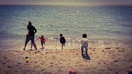 al mar