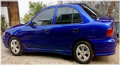Harga Mobil Bekas Hyundai Cakra Tahun 1997