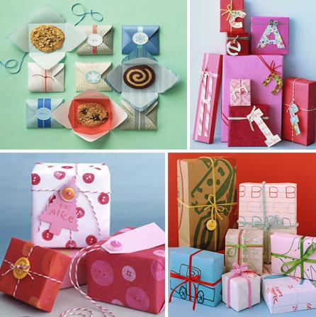 Envolver regalos con originalidad oasisingular - Envolver regalos original ...