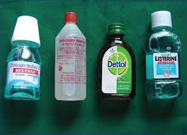 Mode of Action of Disinfectant Solutions