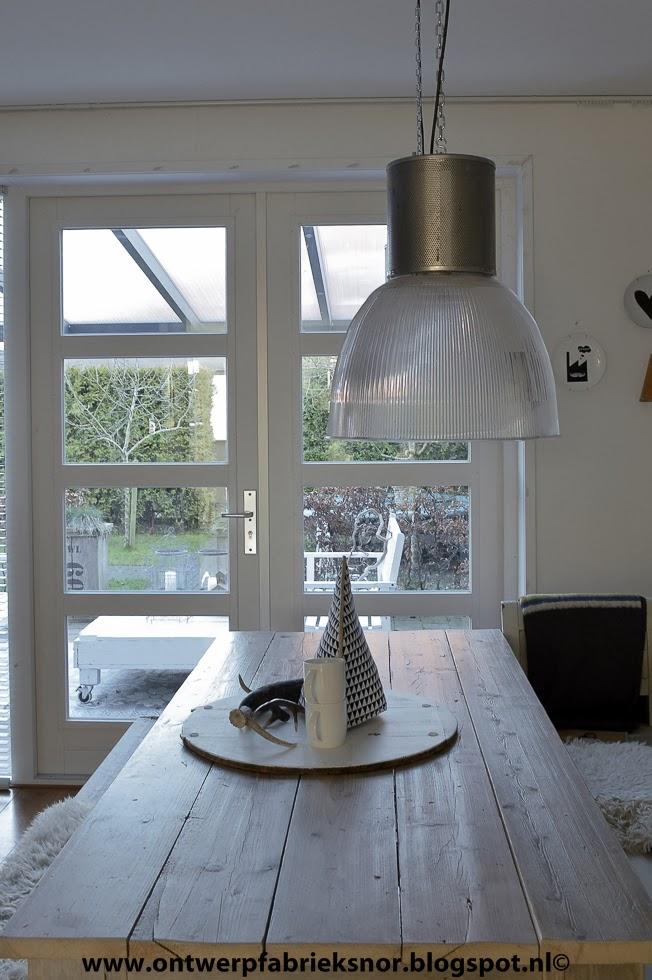 ... idea 27 : Woonkamer witte stoere industrie hanglamp industri?le lampen