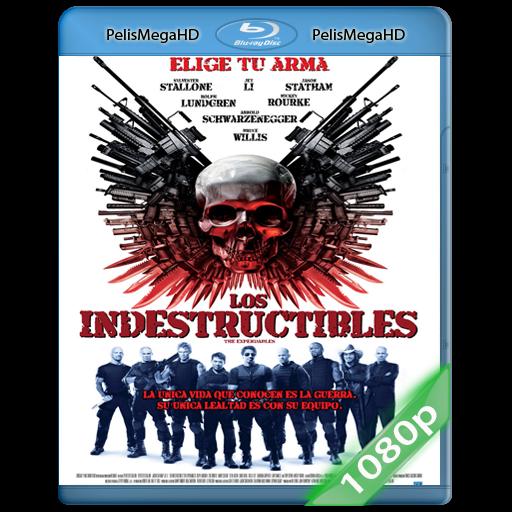 LOS INDESTRUCTIBLES (2010) 1080P HD MKV ESPAÑOL LATINO