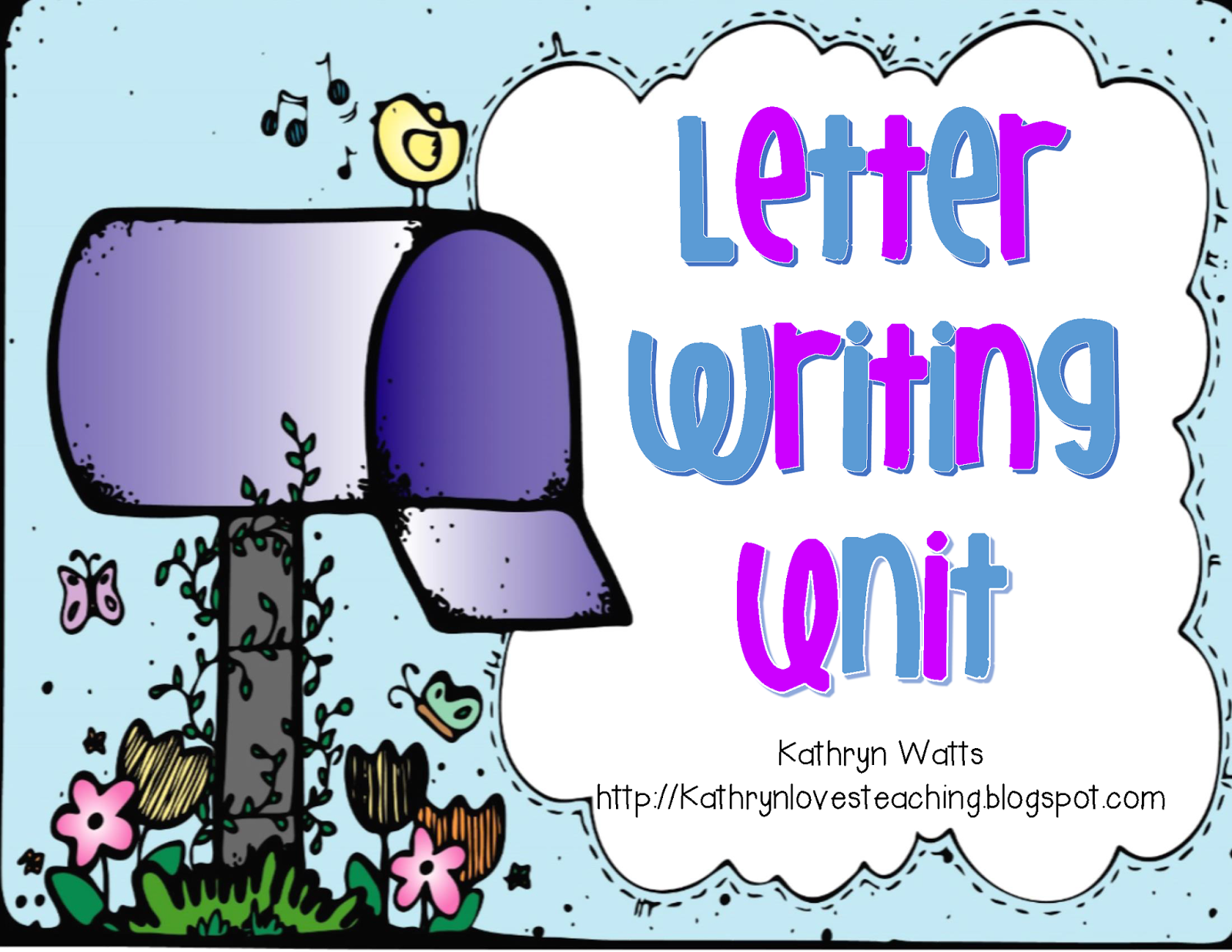 http://www.teacherspayteachers.com/Product/Letter-Writing-Unit-1189353