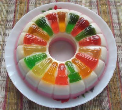 Agar-agar Jelly