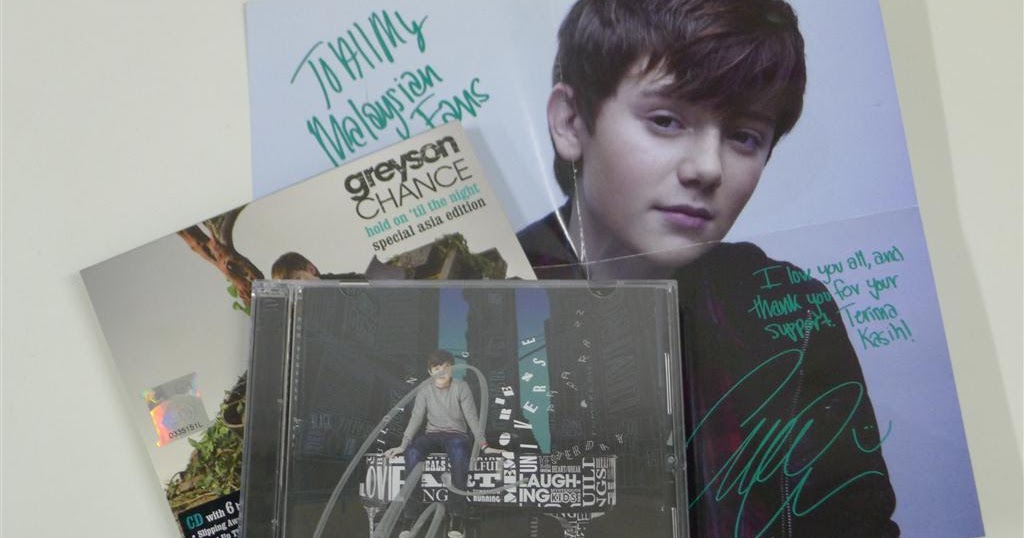 Everyday Is A Caturday!: Shota Stalker Spazzes: Greyson Chance