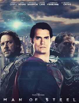 Poster Of Hollywood Film Man of Steel (2013) In 300MB Compressed Size PC Movie Free Download At worldfree4u.com