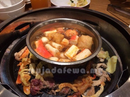 seoul garden, seoul garden kb mall, seoul garden kelantan, restoran steamboat, makan ala korea, restoran ala korea, bakar daging, daging bakar