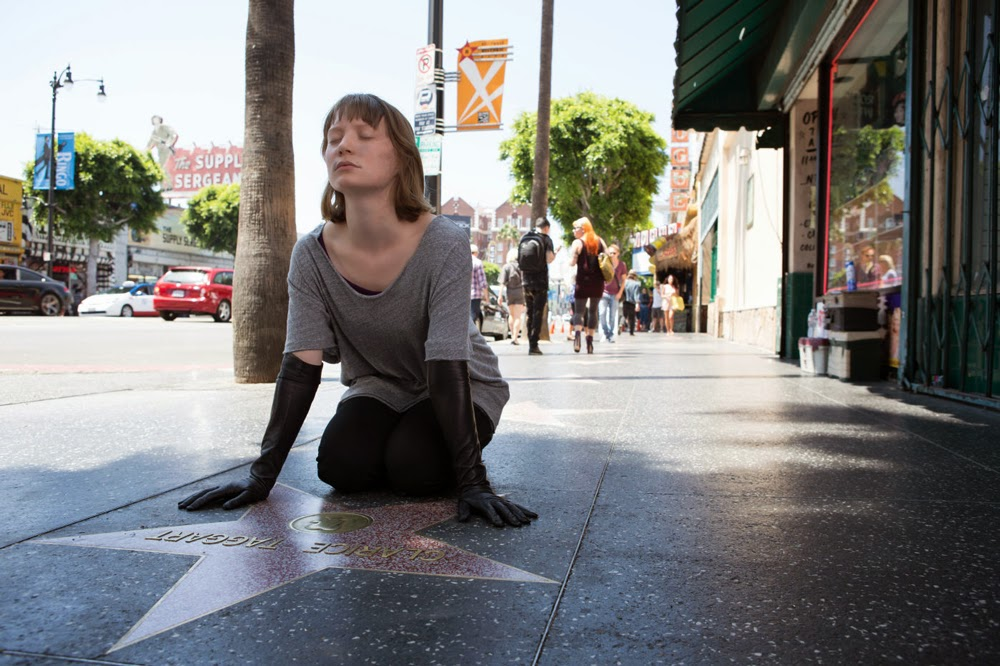 Mia Wasikowska in Maps to the Stars