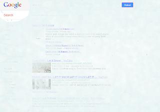 Type 'Let It Snow' on Google for a Pleasant Surprise