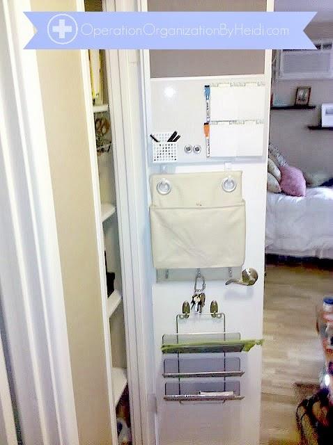 Operation organization professional organizer peachtree - Small closet door solutions ...