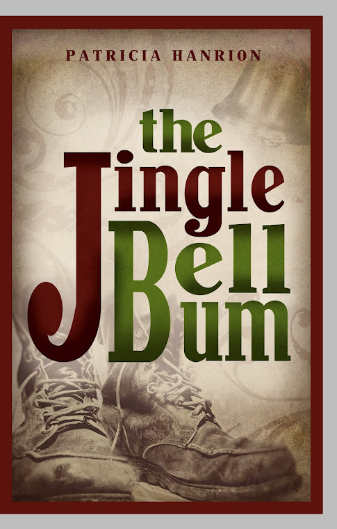 """The Jingle Bell Bum"" (Read The Touching True Story...please!) Comment at patriciahanrion.com"