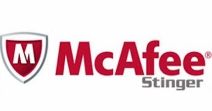 McAfee Labs Stinger 12.1.0.1091 Free Download