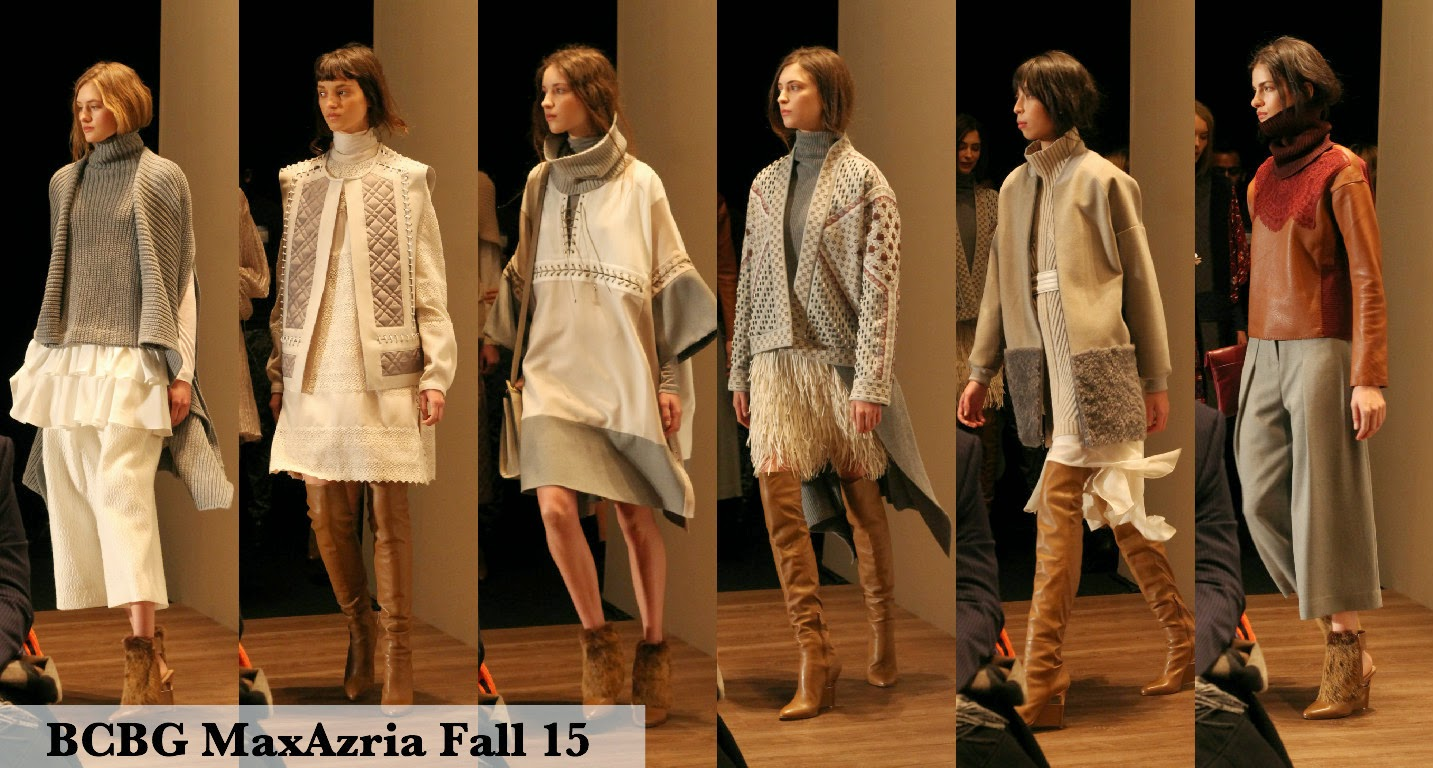 bcbg fall 2015, bcbg runway, fall 2015 trend report, fall 2015 trends