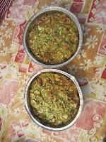 easy zucchini kugel