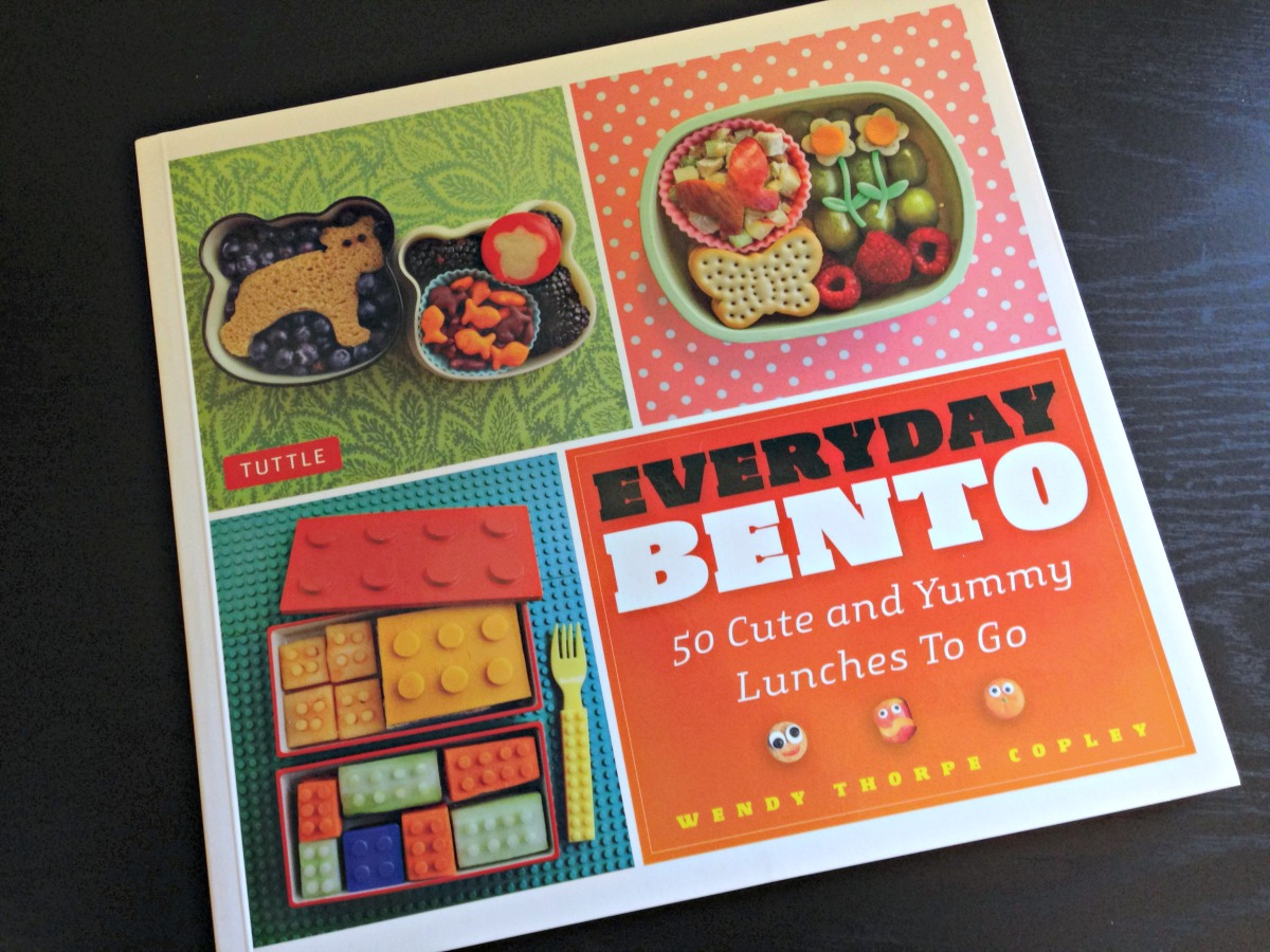 Everyday Bento Recipe Book Review