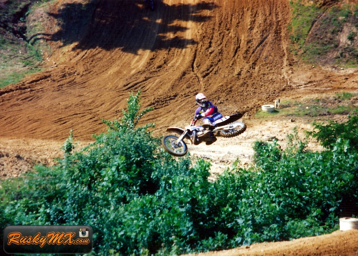 Larry Ward Budds Creek 1995
