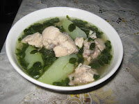 tinolang manok recipe, one of the most favorite chicken noodle soup in the Philippines, this filipino recipe was an all time favorite