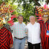 Alcalde de Mérida muestra al embajador de Panamá la belleza del Paseo de Montejo