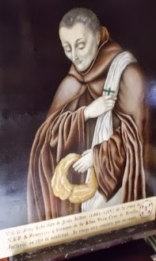 Venerable Siervo de Dios Fray Sebastián de Jesús Sillero O.F.M.