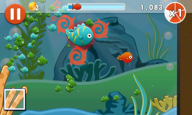 Mobile phone in review download grow apk android games for Grow fish game