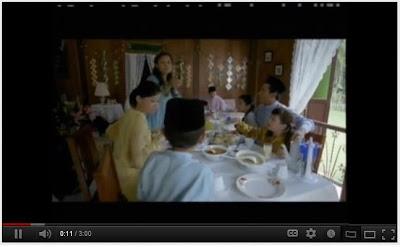 Ibu Bapa Muslim Ramadhan Raya Rancangan Tv Syawal Iklan Iklan Raya Petronas