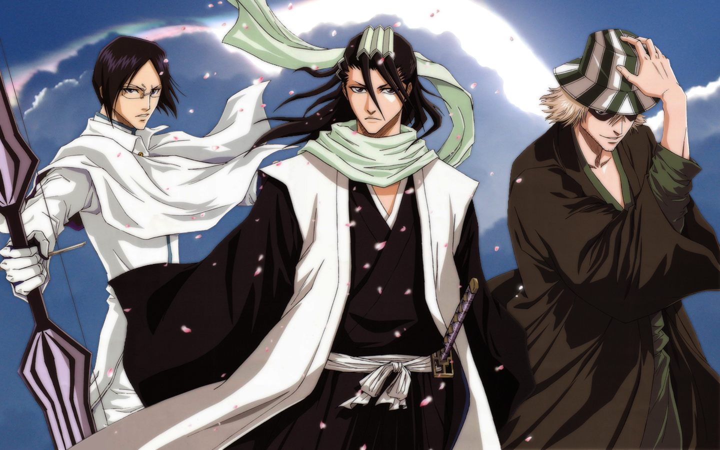 anime & manga 4 all: bleach anime wallpapers