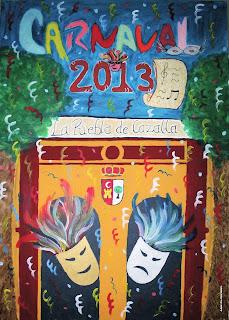 Carnaval La Puebla de Cazalla 2013
