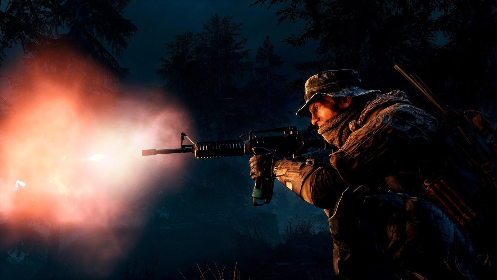 Battlefield 4 - Missão da Comunidade: 50 milhões de eliminações com fuzil de assalto