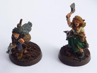 Mordheim - Middenheim youngbloods