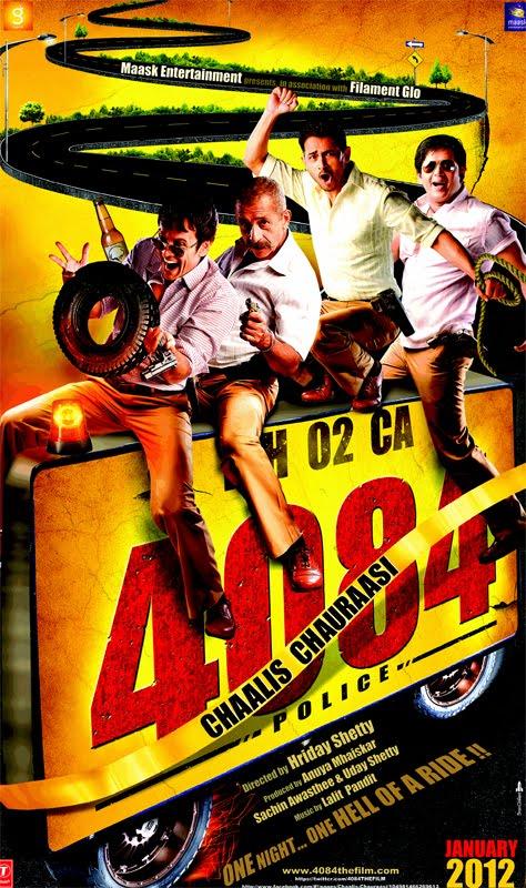 Chaalis Chauraasi (4084) 2012 Hindi Movie Mp3 Download