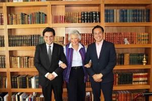 Conforme a la Ley Anuncia Cuitláhuac García reunión con Yunes Linares a finales de Octubre