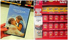 Chocolate M&M's® Butterscotch Popcorn Ice Cream Sandwiches #movienight4less #ad #shop