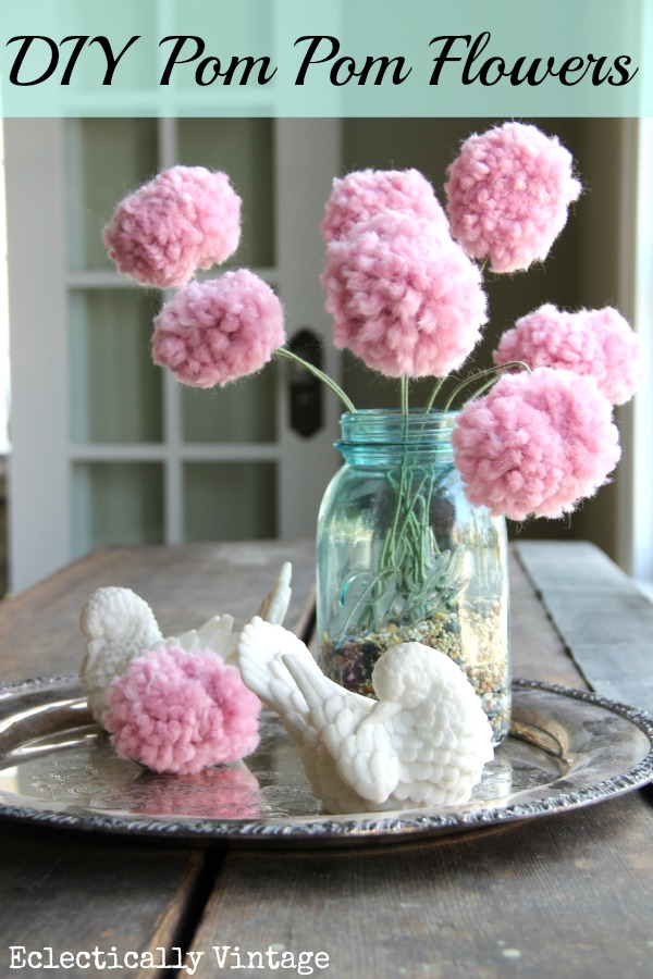 25 Pom Pom Diy Projects Home Decor Clothes And Great Fun