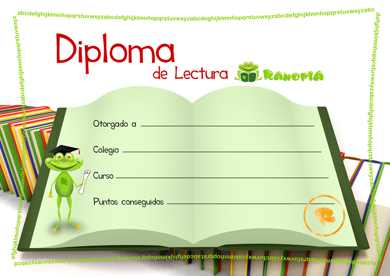 Diploma De Espanol Para Ninos