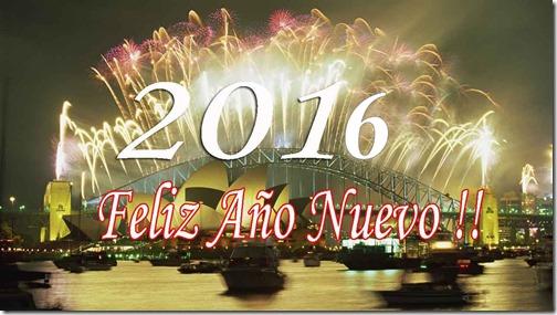 Feliz Año Nuevo 2016 Retratos