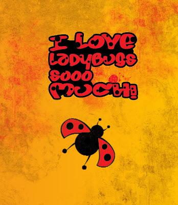 awesome artistic love ladybugs botebooks