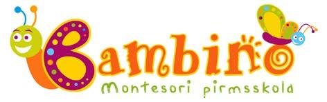 "Montesori pirmsskola ""BAMBINO"""