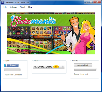 SLOTOMANIA CHEATS HACK TOOL UPDATED FREE DOWNLOAD